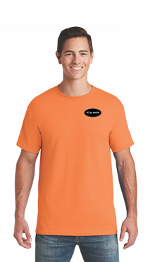 Safety Orange Front